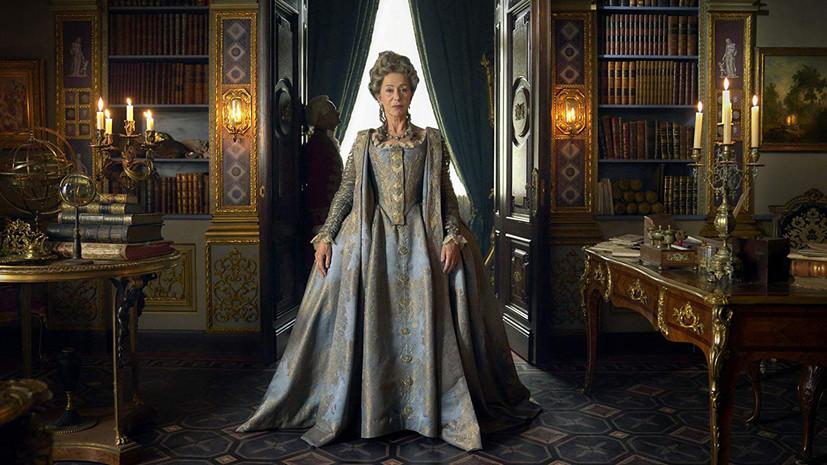 «Даровала нам империю»: вышел официальный трейлер сериала о Екатерине Великой