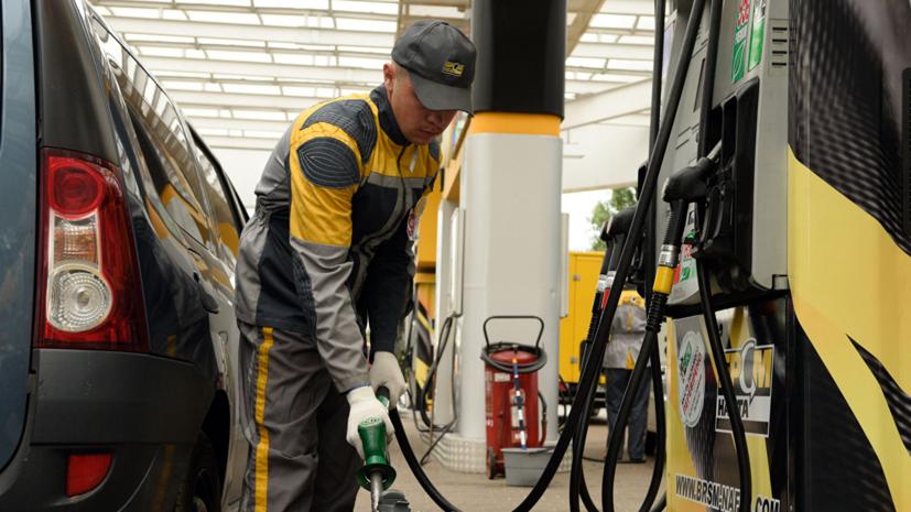 На Украине опубликовали документ о спецпошлинах на топливо из России