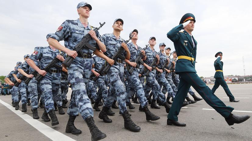 В ЮВО назвали самые популярные части ВМФ по числу желающих проходить службу по контракту