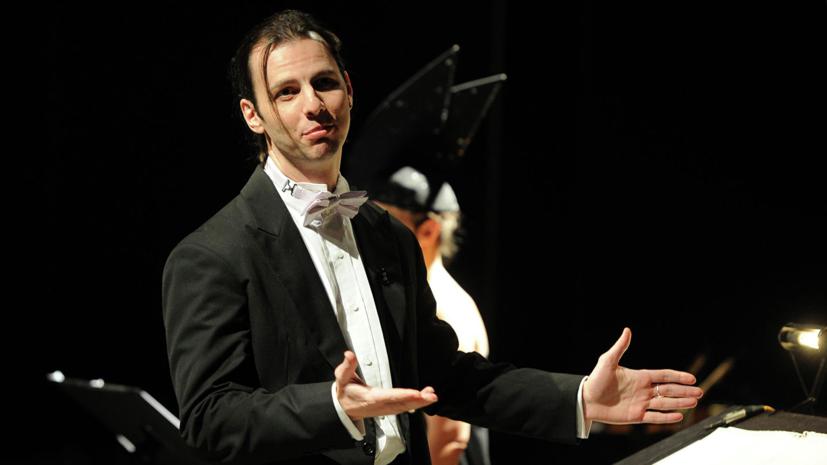 Курентзис написал заявление об уходе из Пермского театра оперы и балета