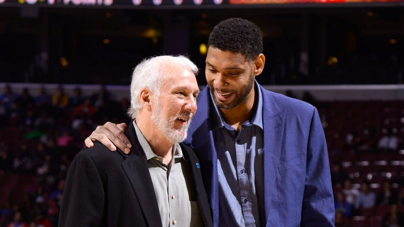 Пятикратный чемпион НБА в составе «Сан-Антонио» вошёл в тренерский штаб команды