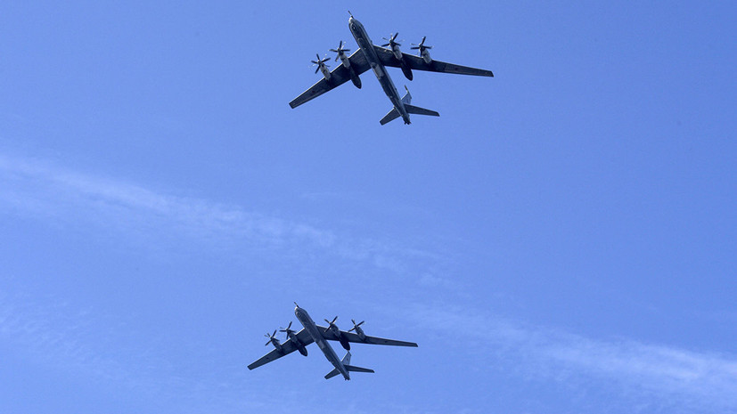 Токио выразил протест Москве и Сеулу из-за инцидента с самолётами