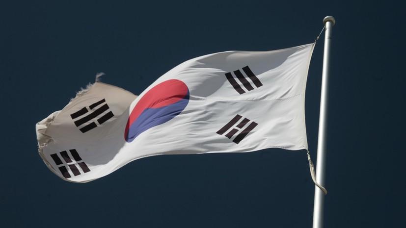 """Сеул пригрозил наказывать чиновников за упоминание названия """"Японское море"""""""