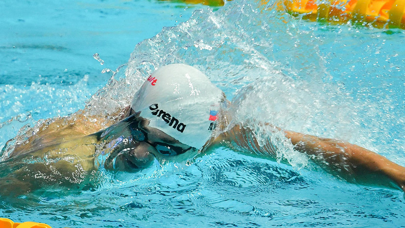 Пловец Малютин завоевал бронзу ЧМ на дистанции 200 м вольным стилем