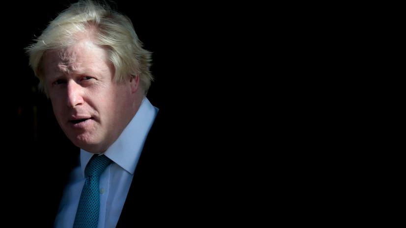 В Госдуме оценили избрание Джонсона новым лидером Консервативной партии