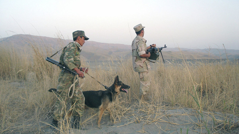 Киргизия и Таджикистан договорились о патрулировании общей границы
