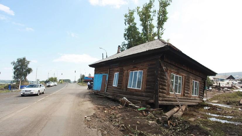 МЧС сообщило об отсутствии подтопленных жилых территорий в Приангарье