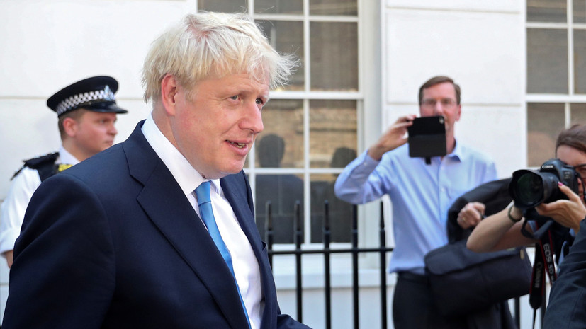 Глава Шотландии предостерегла Джонсона от брексита без сделки