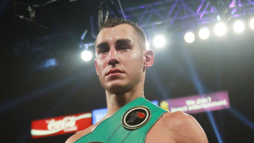 Менеджер Лебедева назвал гибель боксёра Дадашева несчастным случаем