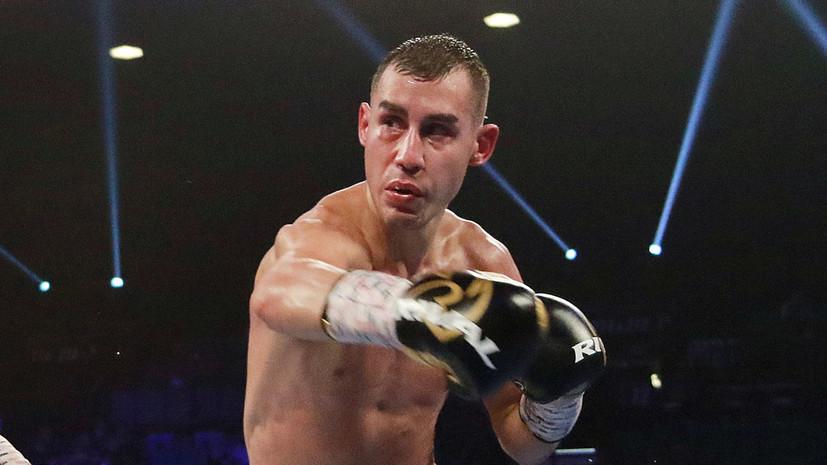 Экс-боксёр Цзю считает, что тренер Дадашева должен был вовремя остановить бой