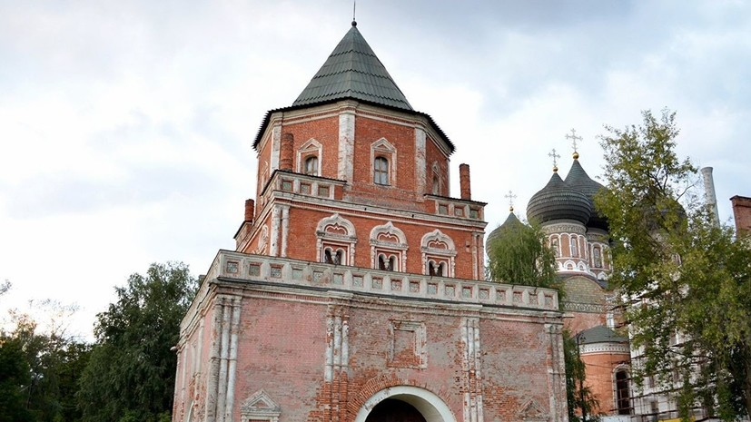 В Москве отреставрируют Мостовую башню на Измайловском острове