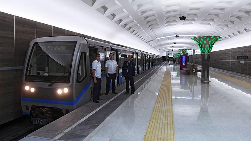 В Казани началось строительство станций второй линии метро