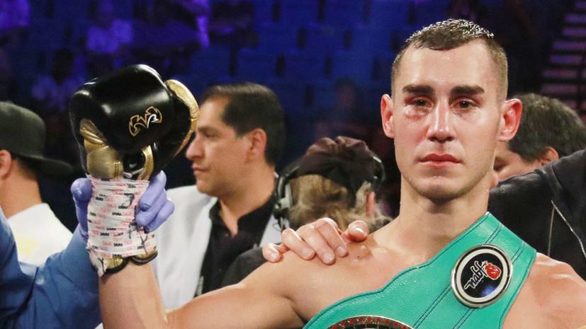 Уткин отреагировал на гибель российского боксёра Дадашева