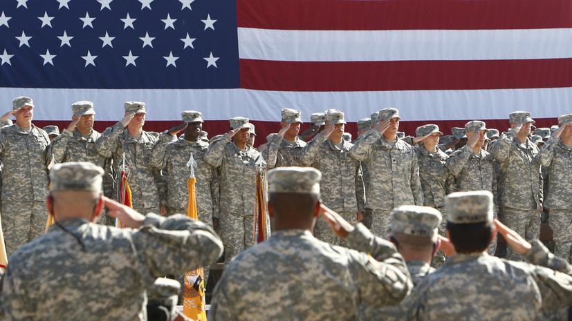 В Китае заявили об угрозе военной стратегии США мировой стабильности