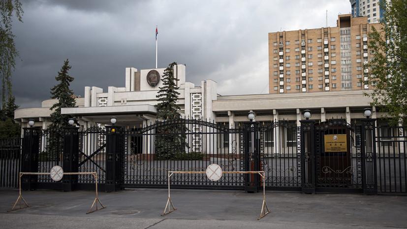 Посольство КНДР оценило ситуацию с задержанием российского судна
