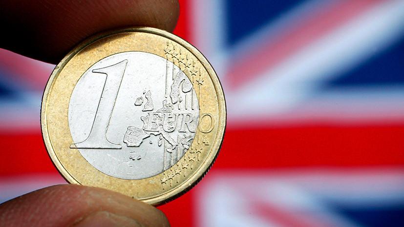 С оглядкой на брексит: почему избрание Джонсона на пост премьера Британии спровоцировало рекордное ослабление евро