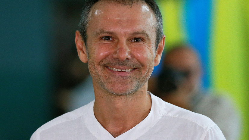 Вакарчук избран председателем партии «Голос»
