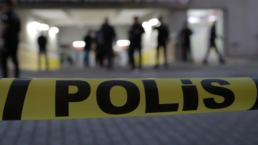 СМИ: В Анкаре неизвестный выстрелил в белорусского дипломата