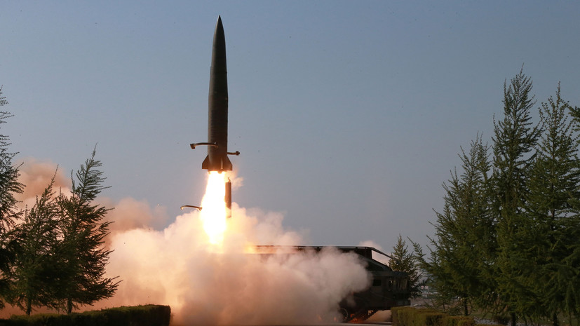 В Минобороны Японии прокомментировали пуски снарядов КНДР