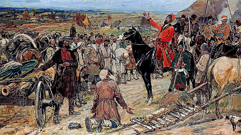 «Знамя для недовольных»: чем завершился бунт под предводительством Емельяна Пугачёва