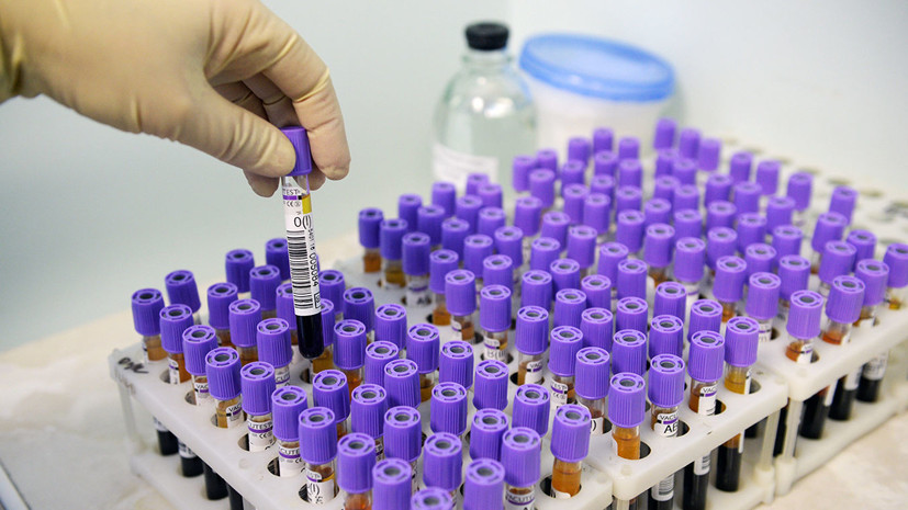 Роспотребнадзор рассказал о заболеваемости острыми гепатитами В и С в 2018 году