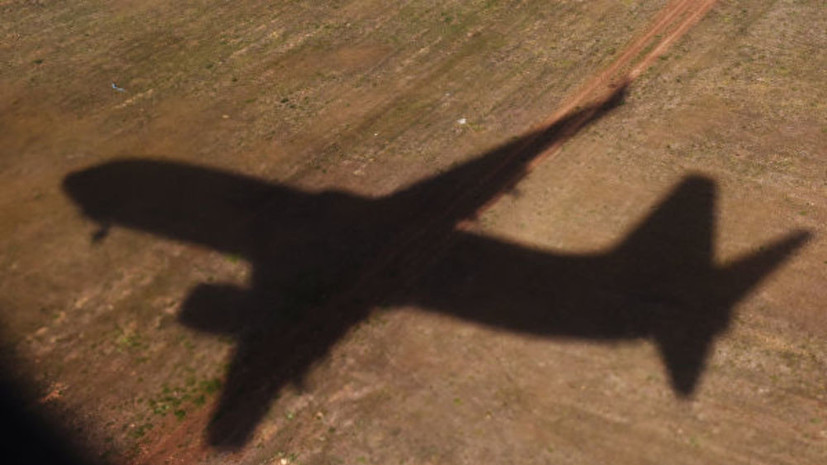 Источник: в Крыму готовится к аварийной посадке пассажирский самолёт