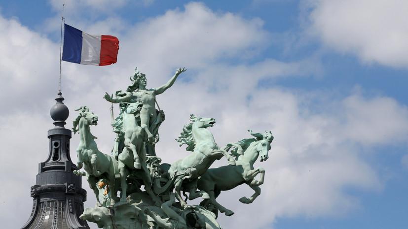 В Париже зафиксировали новый температурный рекорд