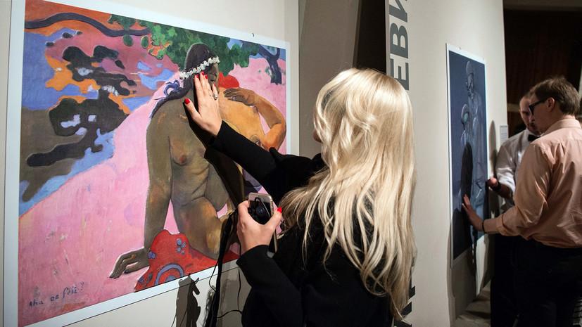 Специальный показ: как тифлокомментирование помогает незрячим знакомиться с искусством