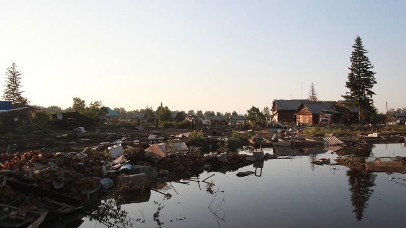 Более 1100 человек эвакуировали из Мазановского района Приамурья из-за паводков