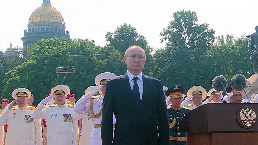 ВМФ России в 2019 году пополнят 15 кораблей и катеров