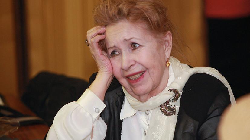 Путин поздравил актрису Макарову с днём рождения