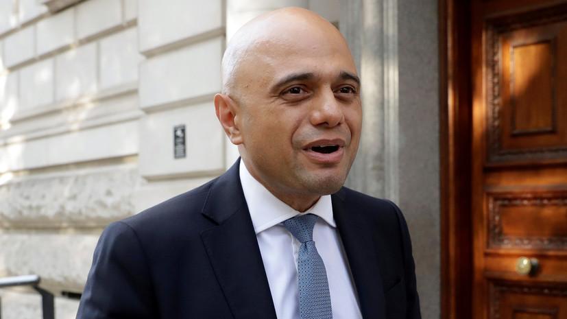 В Минфине Британии заявили об ускорении подготовки к брекситу без сделки