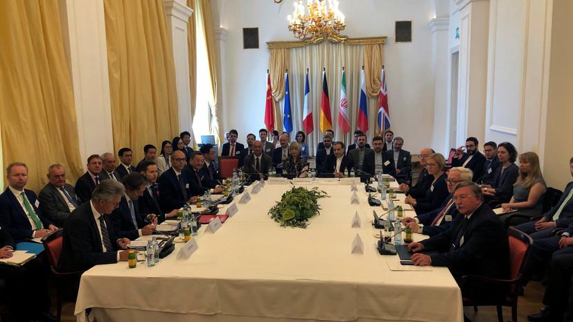 Участники встречи по СВПД проведут министерские переговоры