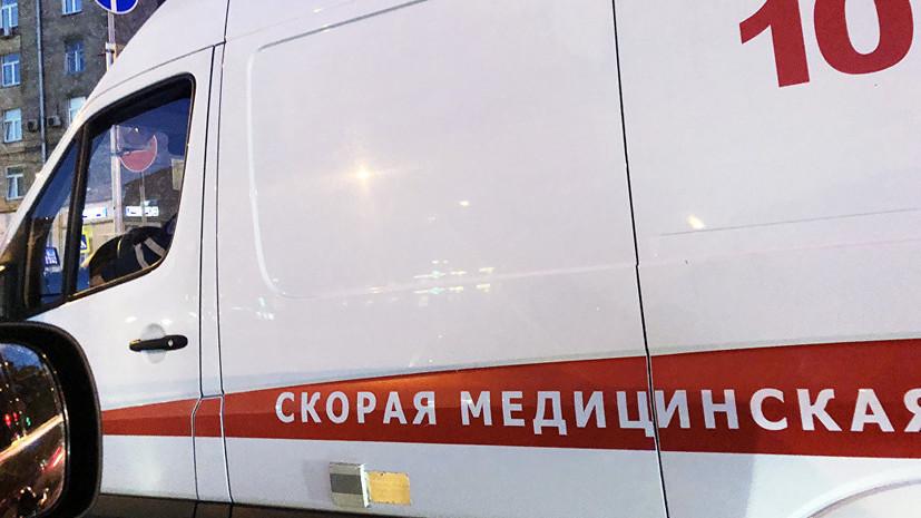 В результате ДТП в Крыму пострадали семь человек