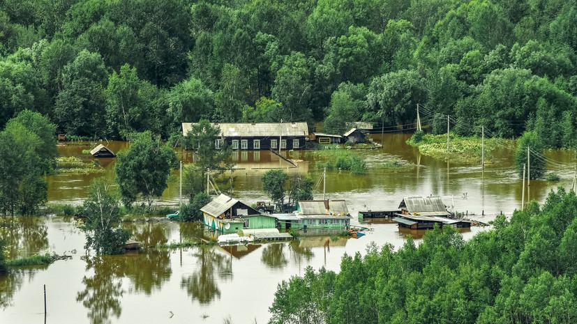 Новая волна паводков: более тысячи человек эвакуированы в Иркутской области за сутки