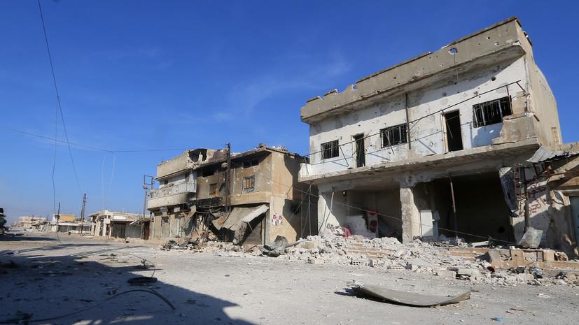 Боевики обстреляли населённые пункты в двух провинциях Сирии
