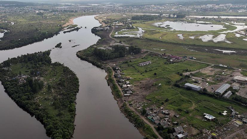 В Иркутской области за сутки эвакуировано более 1 тысячи человек