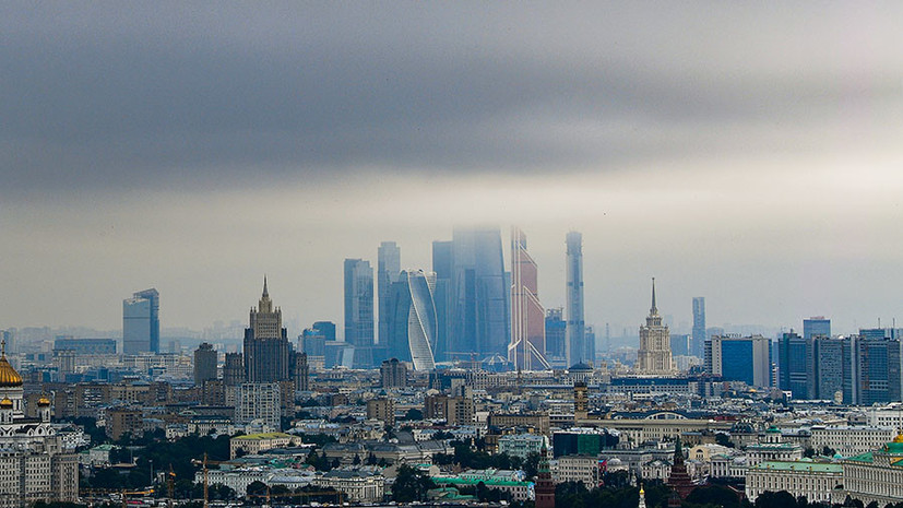 «Город прогревается очень медленно»: до конца недели в Москве сохранится аномально холодная погода