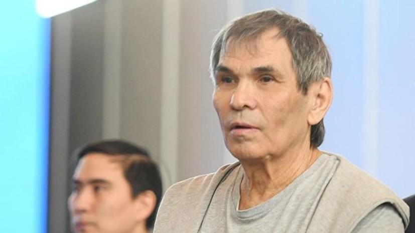 Алибасов рассказал о своём самочувствии