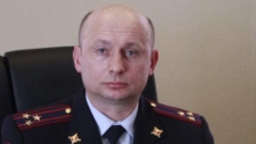 Арестован начальник угрозыска УМВД Приморья Миляев