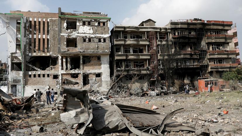 В Афганистане при взрыве погибли 34 человека