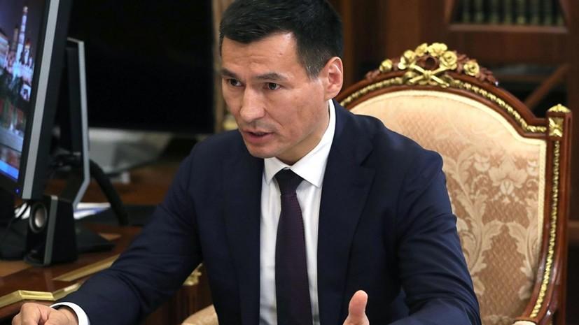 Врио главы Калмыкиипризвал Путина решить проблему с водой в регионе