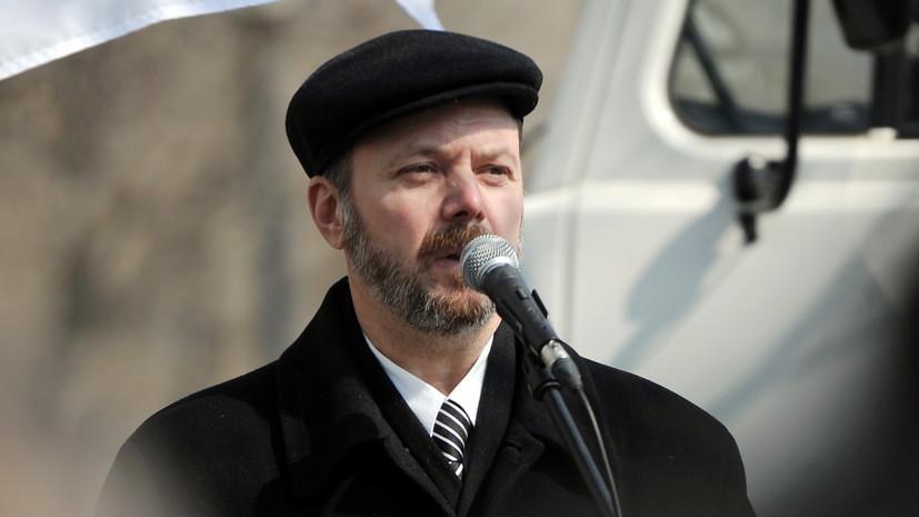 Журналист Кара-Мурза-старший похоронен на Даниловском кладбище