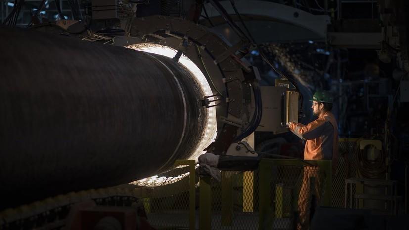Эксперт оценил заявление главы OMV о сроках подачи первого газа по «Северному потоку — 2»
