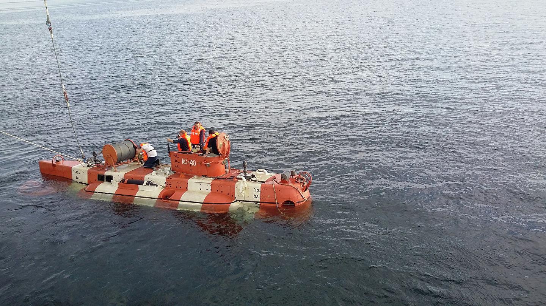 Во время научных исследований: 14 моряков погибли на глубоководном аппарате ВМФ России