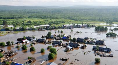 Токаев выразил соболезнования в связи с паводком в Иркутской области