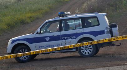 В сети появилось видео с места взрыва неопознанного объекта на Кипре