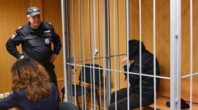 Суд продлил арест подозреваемым в убийстве бизнесмена Калмановича