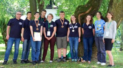 Московские школьники завоевали медали на Балтийской олимпиаде по географии