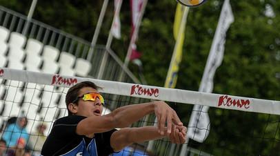 Стояновский и Красильников вышли в 1/8 финала ЧМ по пляжному волейболу